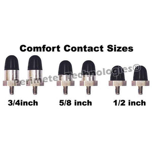 Large 3/4 in.Perimeter Comfort Contacts