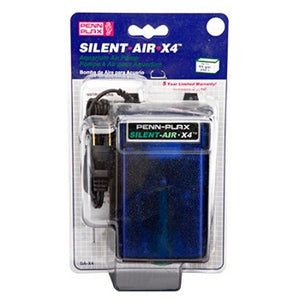 Silent 55 gallon Aquarium Air Pump