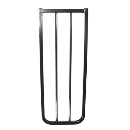 Black Pet Gate Extension - 10.5 Inches