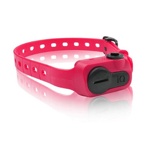 Pink iQ No Bark Collar