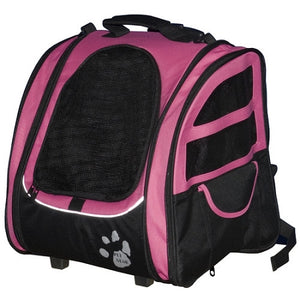 Pink I-GO2 Traveler Pet Carrier
