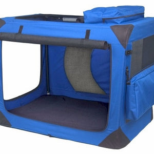 Large Generation II Deluxe Portable Soft Crate