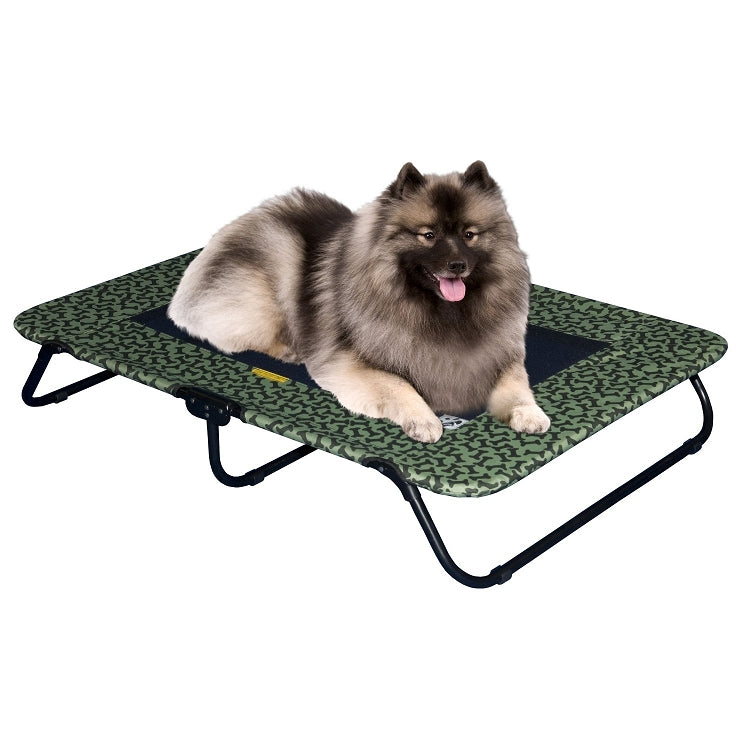 Sage Small Designer Pet Cot