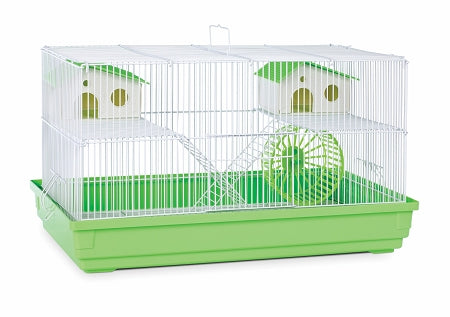 Bordeaux Red Deluxe Hamster & Gerbil Cage