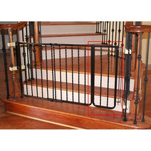 Bronze Wrought Iron Decor Gate Extension