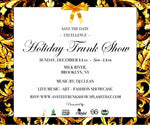 YES I AM INC - AV8TED TRUNK SHOW! I'm Poppin Up!