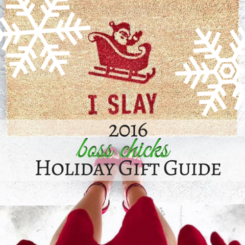 YES I AM INC - SHE BOSS ACADEMY'S HOLIDAY GIFT GUIDE!