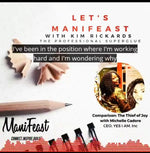 Comparison is the Thief of Joy - Manifest Podcast Ep1