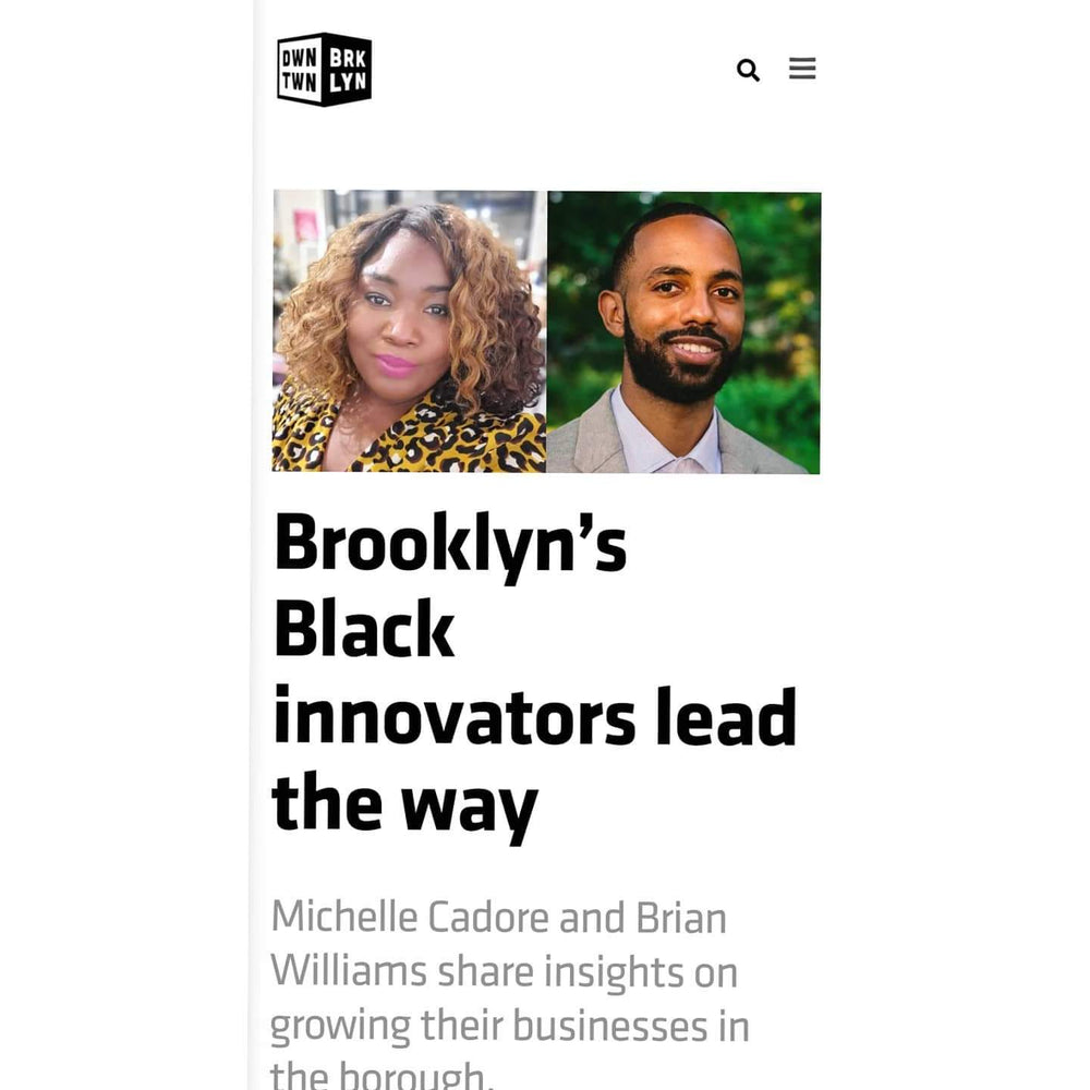 Brooklyn's Black Innovators Lead the Way.