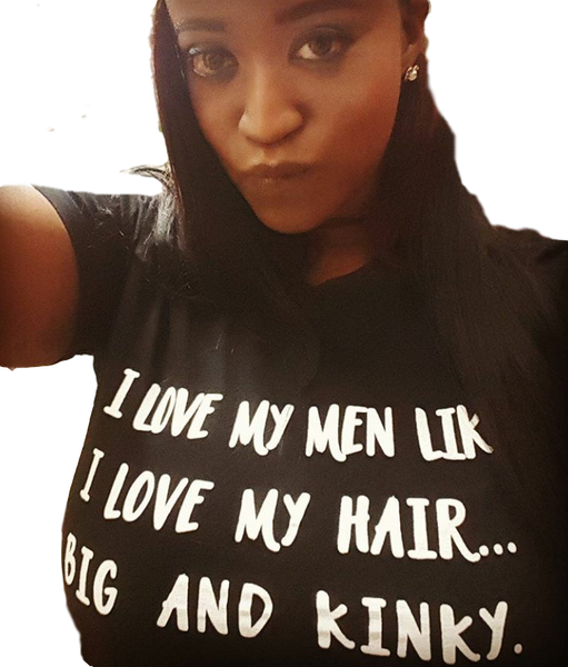 #NATURALISTAS Collection - #BIGANDKINKY  **LIMITED EDITION** - YESIAMINC