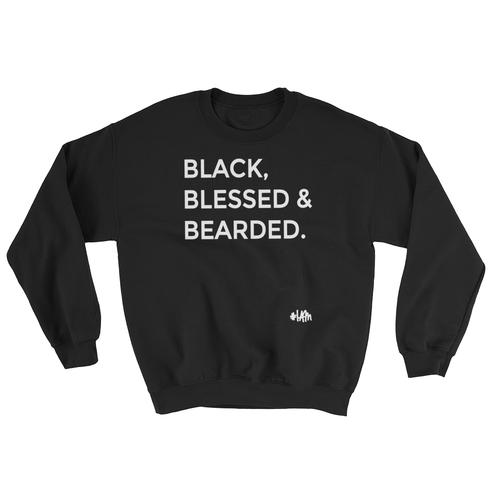 BLACK, BLESSED AND BEARDED - YESIAMINC
