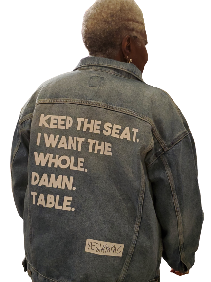 BEASTMODE - KEEP THE SEAT JACKET - YESIAMINC