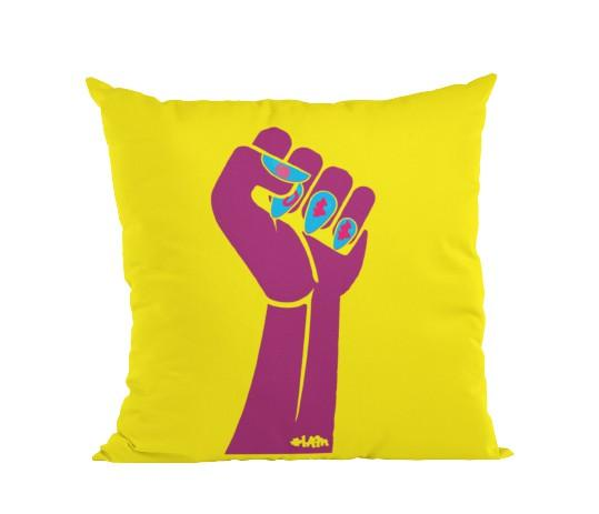 BOSS CHICK Accent Pillow - YESIAMINC