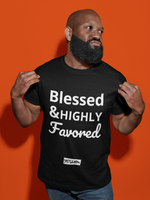 Blessed and HIGHLY Favored - YESIAMINC