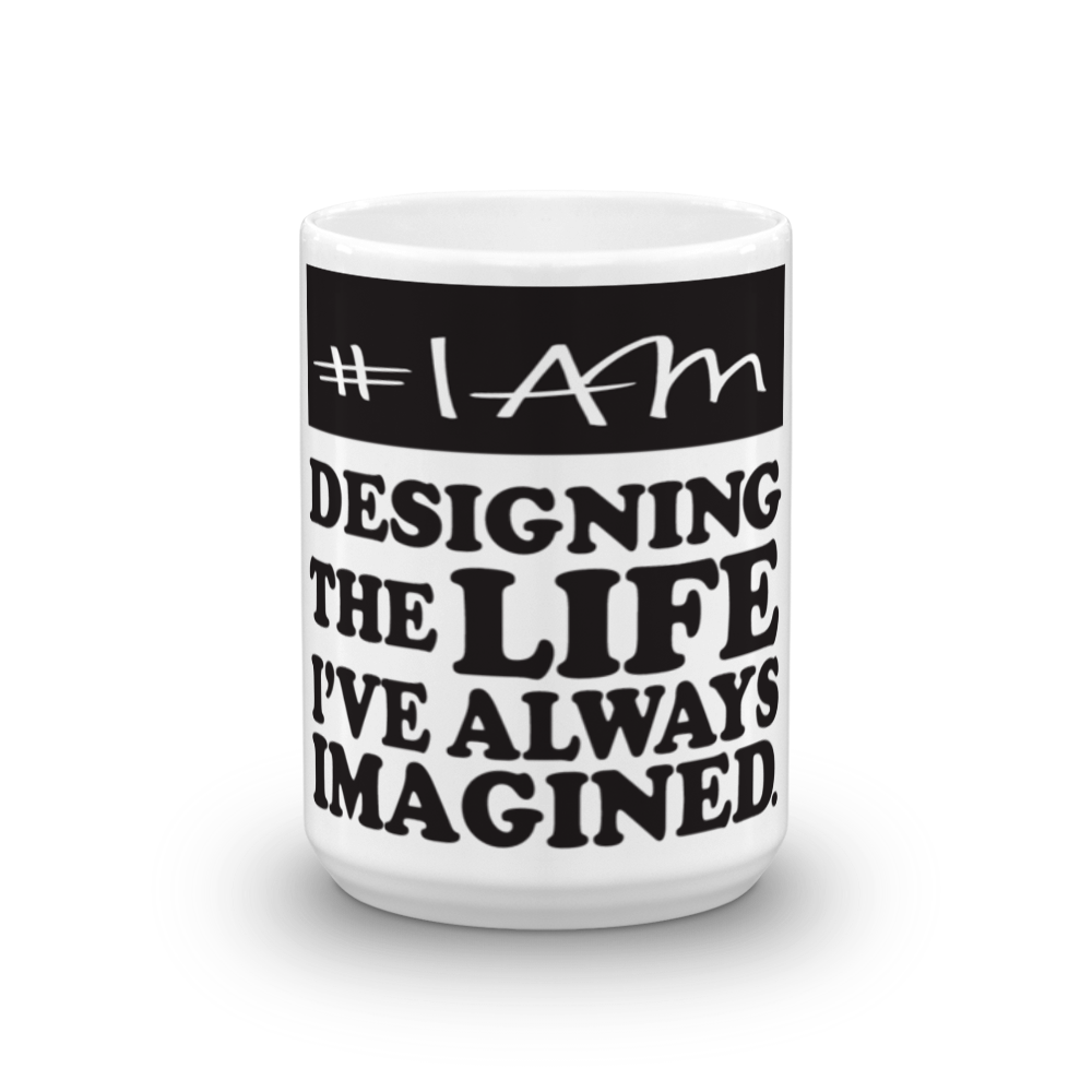 IMAGINE THAT MUG - YESIAMINC