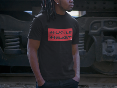 HUSTLE HEART - YESIAMINC
