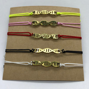 Unstoppable-Thread Bracelet
