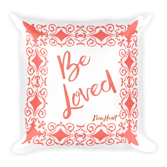 Be-Loved-Red Pillow