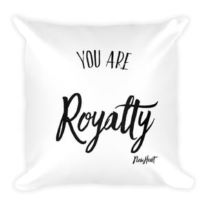 Royalty Square Pillow