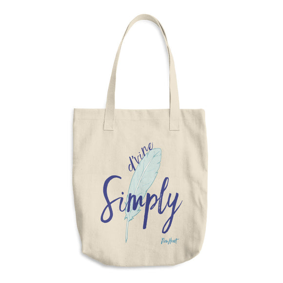 Simply D'vine Tote Bag