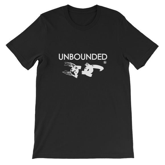 UNBOUNDED WHT t-shirt
