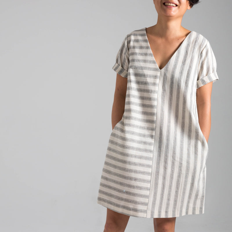 Desert Stripe Verona Tunic/Dress