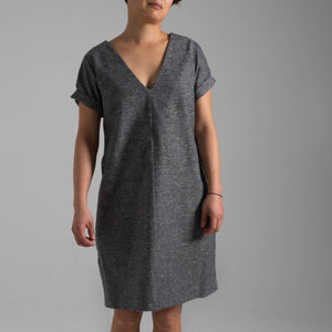 Varied Stitch Verona Tunic Dress