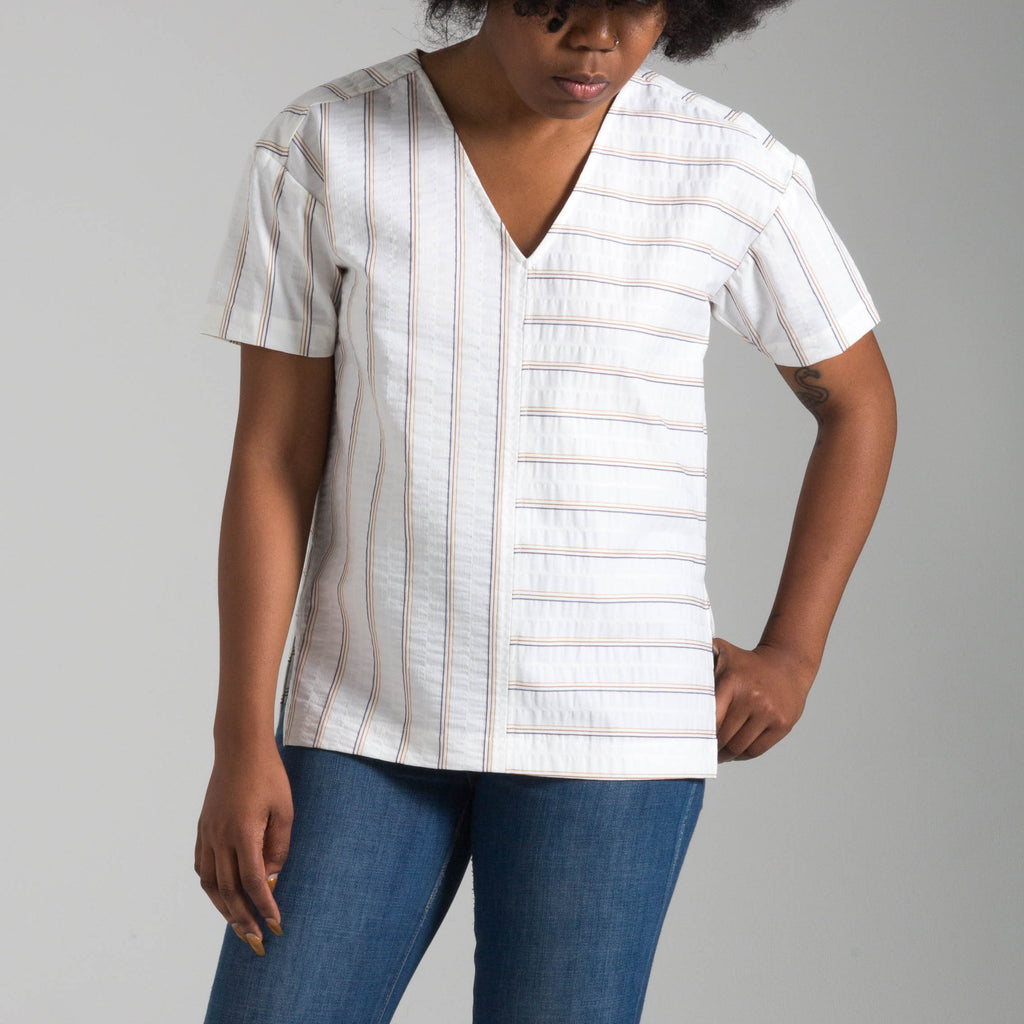 Neutral Stripe W. Humboldt Shirt