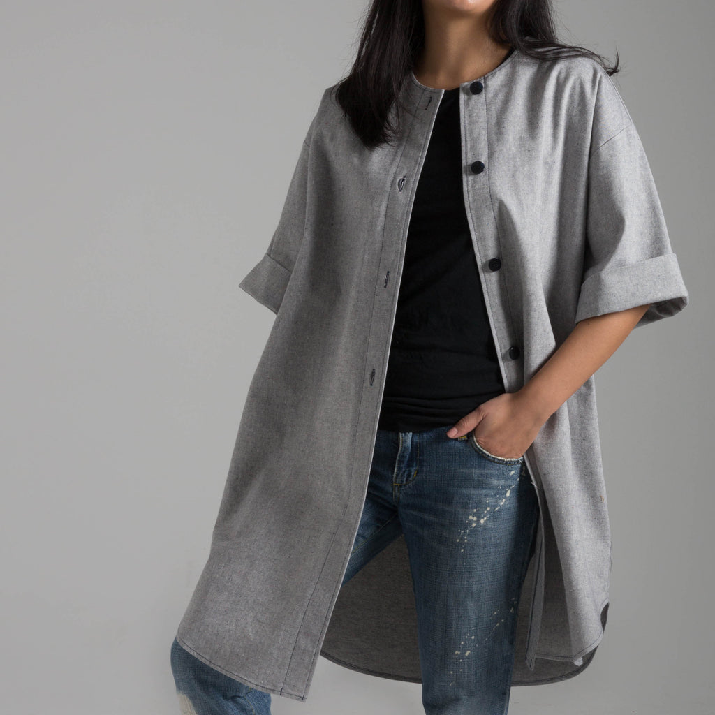 Demin Grey Nimmo Jacket
