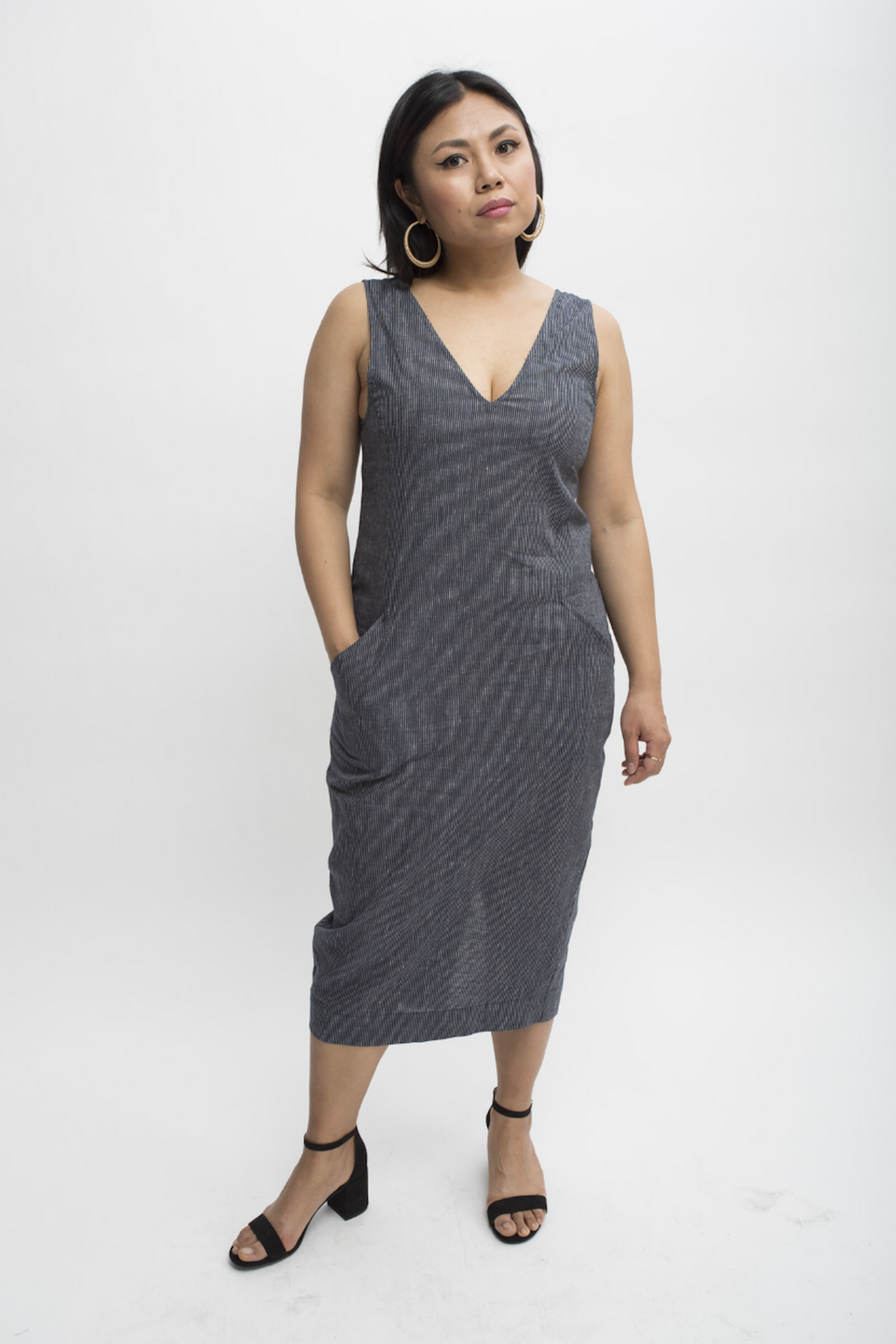 Java Dress - Hemp/Organic Cotton