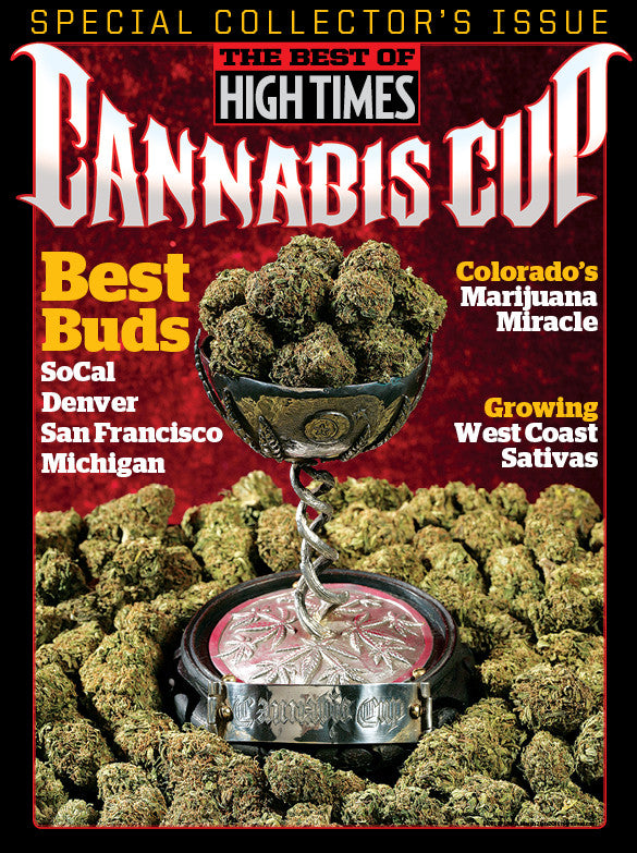 Best of HIGH TIMES #79 - Special Collector's Edition Cannabis Cup Special
