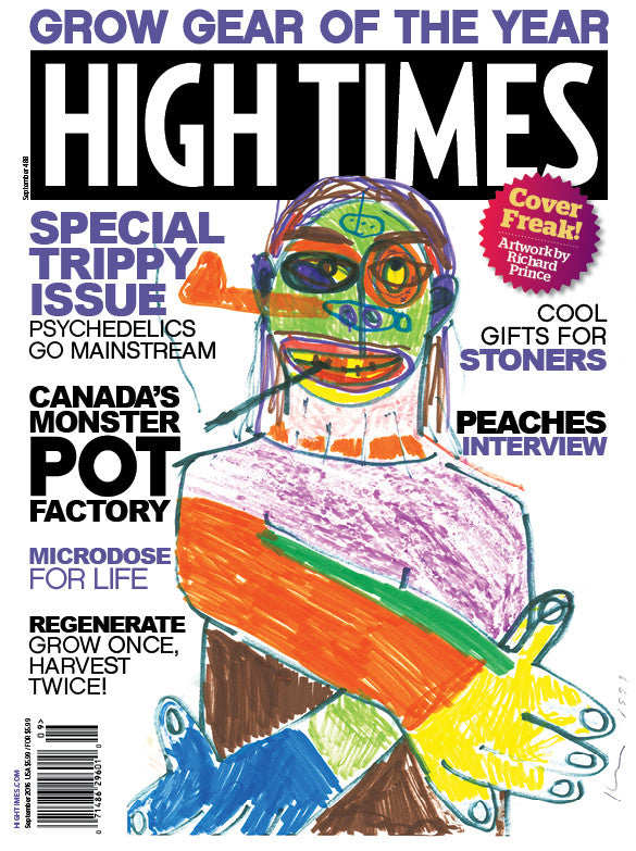 HIGH TIMES Magazine September 2016 - Issue 488