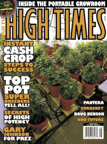HIGH TIMES Magazine August 2011 - Issue 427