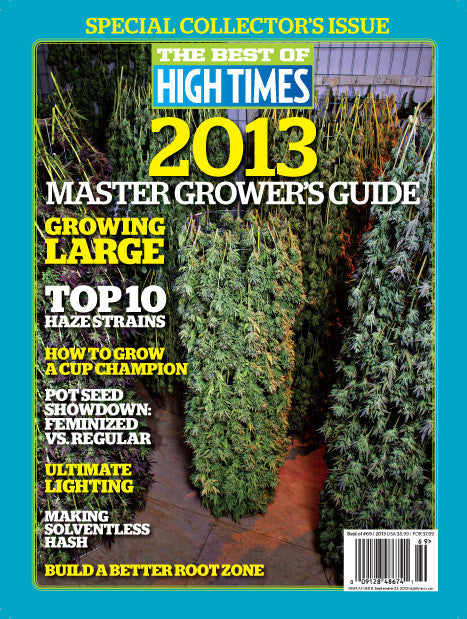 Best of HIGH TIMES #69 - Master Grower's Guide