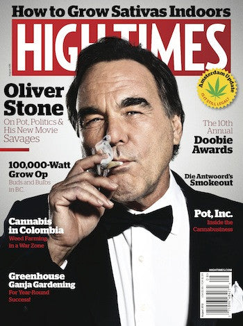 HIGH TIMES Magazine August 2012 - Issue 439