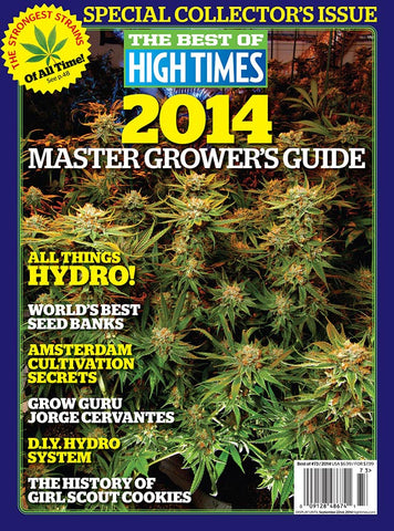 Best of HIGH TIMES #73 - Master Growers Guide