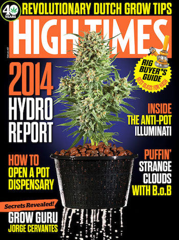 HIGH TIMES Magazine February 2014 - Issue 457