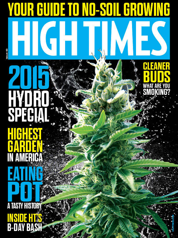 HIGH TIMES Magazine February 2015 - Issue 469