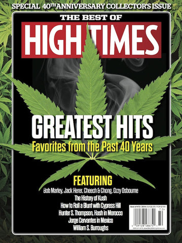 Best of HIGH TIMES #72 - Greatest Hits