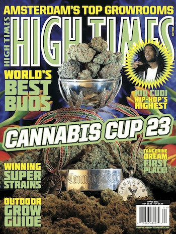 HIGH TIMES Magazine April 2011 - Issue 423