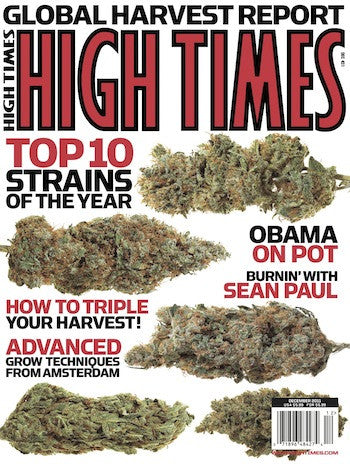 HIGH TIMES Magazine December 2011 - Issue 431