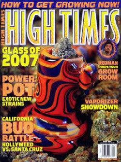 HIGH TIMES Magazine April 2007 - Issue 375