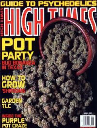 HIGH TIMES Magazine August 2007 - Issue 379