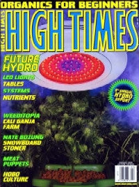 HIGH TIMES Magazine February 2008 - Issue 385
