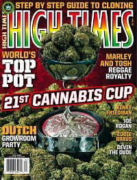 HIGH TIMES Magazine April 2009 - Issue 399