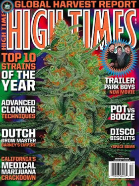 HIGH TIMES Magazine December 2009 - Issue 407