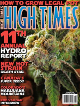 HIGH TIMES Magazine February 2010 - Issue 409