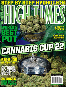 HIGH TIMES Magazine April 2010 - Issue 411
