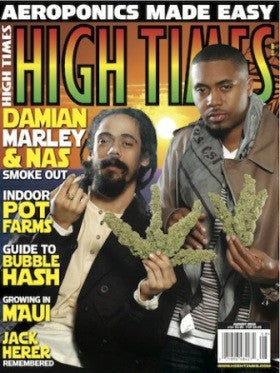HIGH TIMES Magazine August 2010 - Issue 415