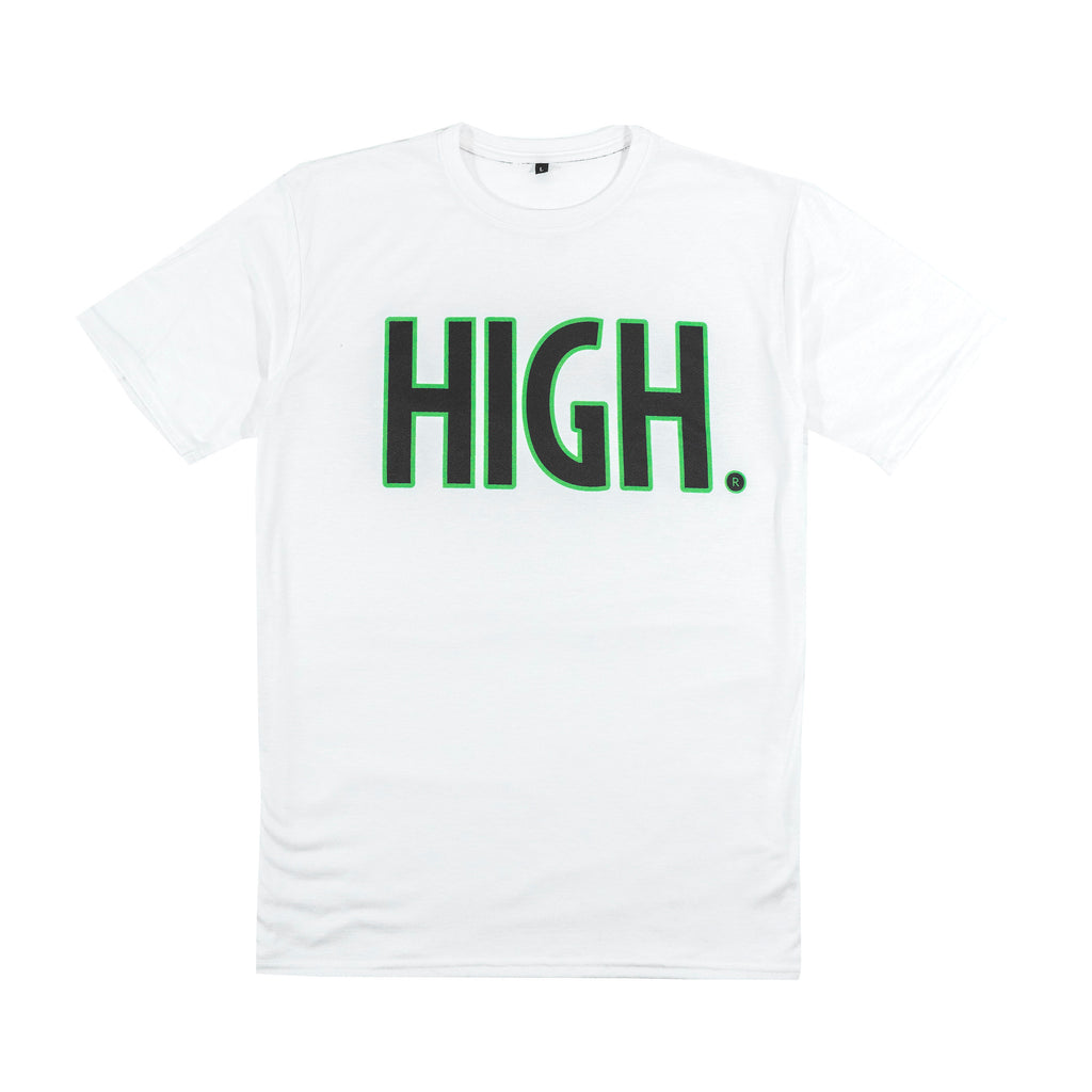 Statement Tee (Black/Green)